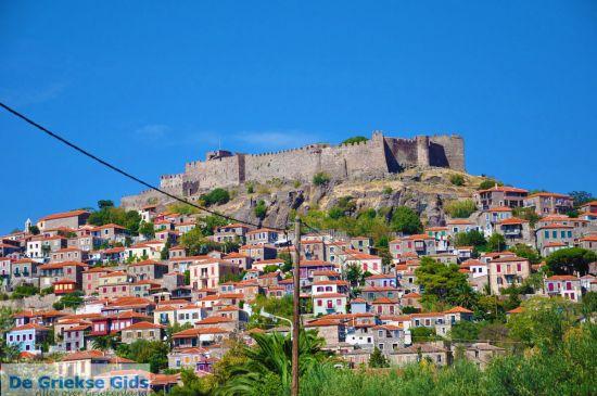 Molyvos, kasteel